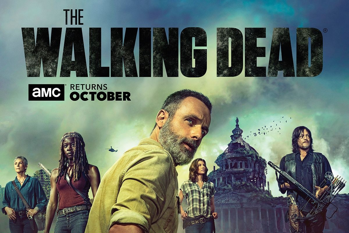comic con 2018 friday schedule highlights halloween the walking dead collider. Black Bedroom Furniture Sets. Home Design Ideas