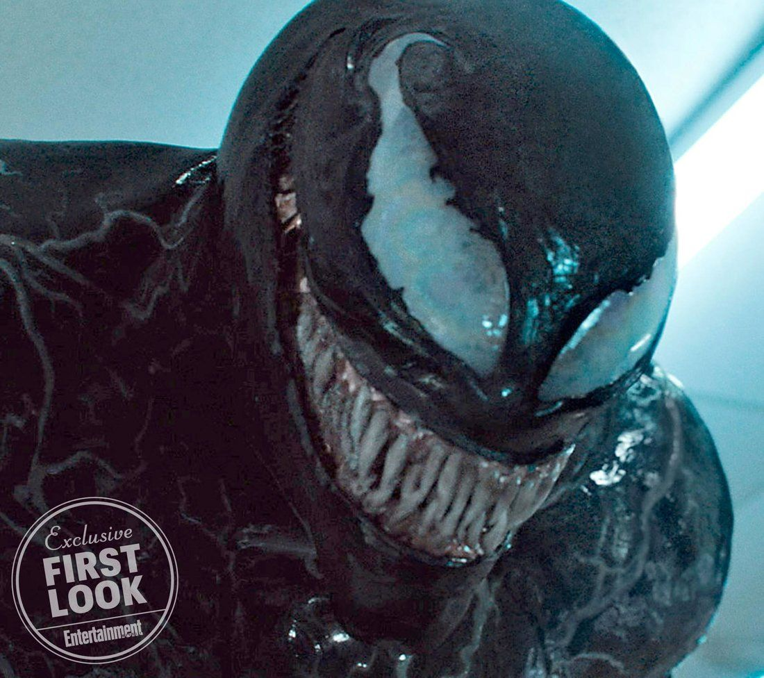 Venom Footage Reveals Riot, Director Teases Future Spider