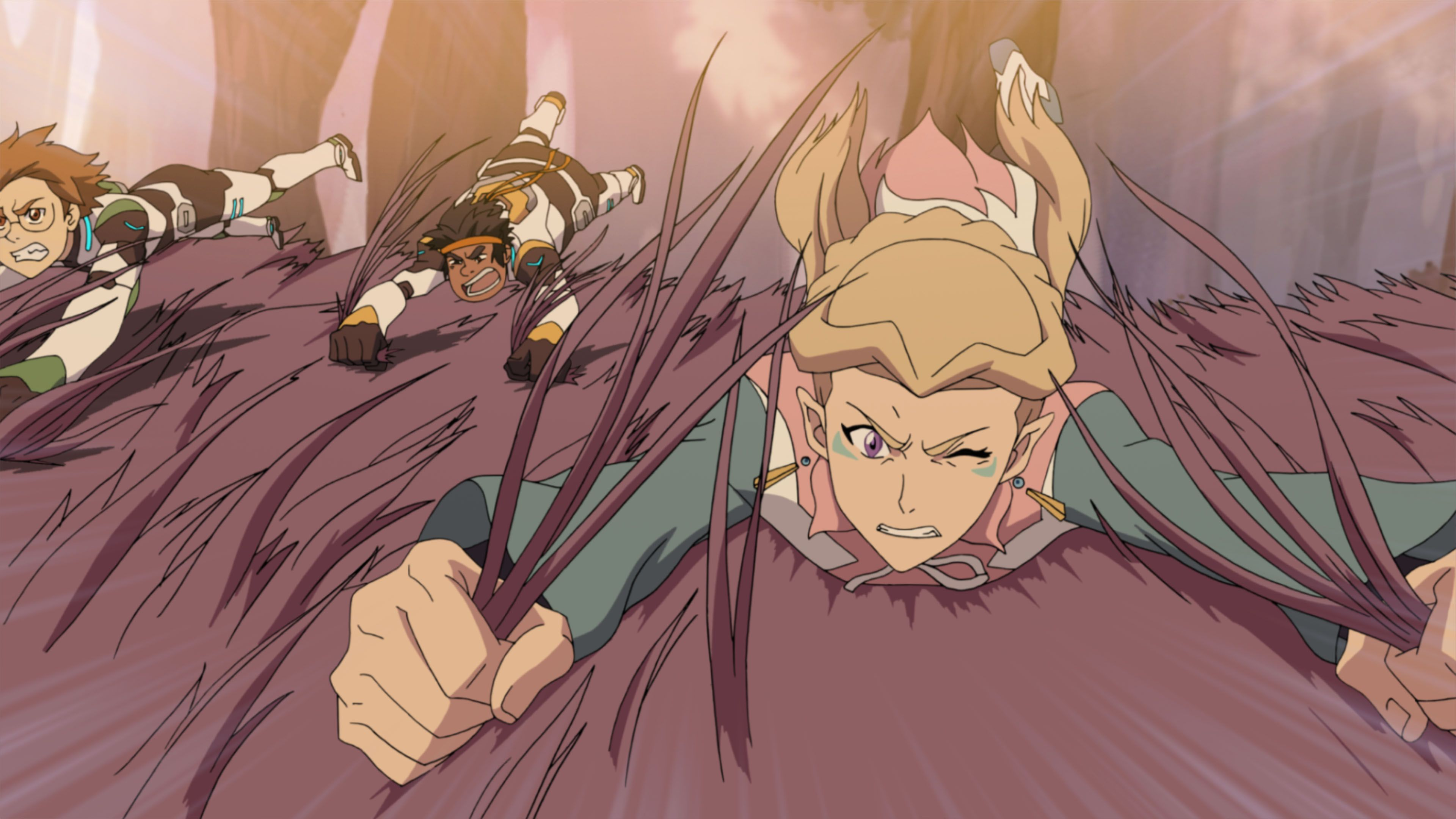 Voltron Season 7 Episode 1 Focuses on the Shiro-Keith Relationship