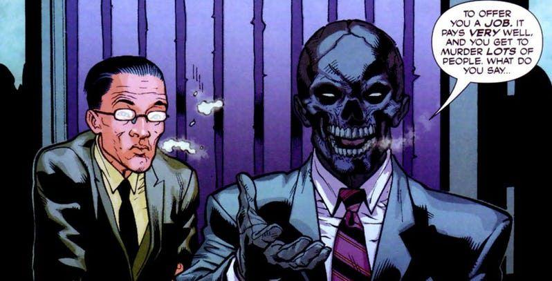 Resultado de imagem para black mask comics