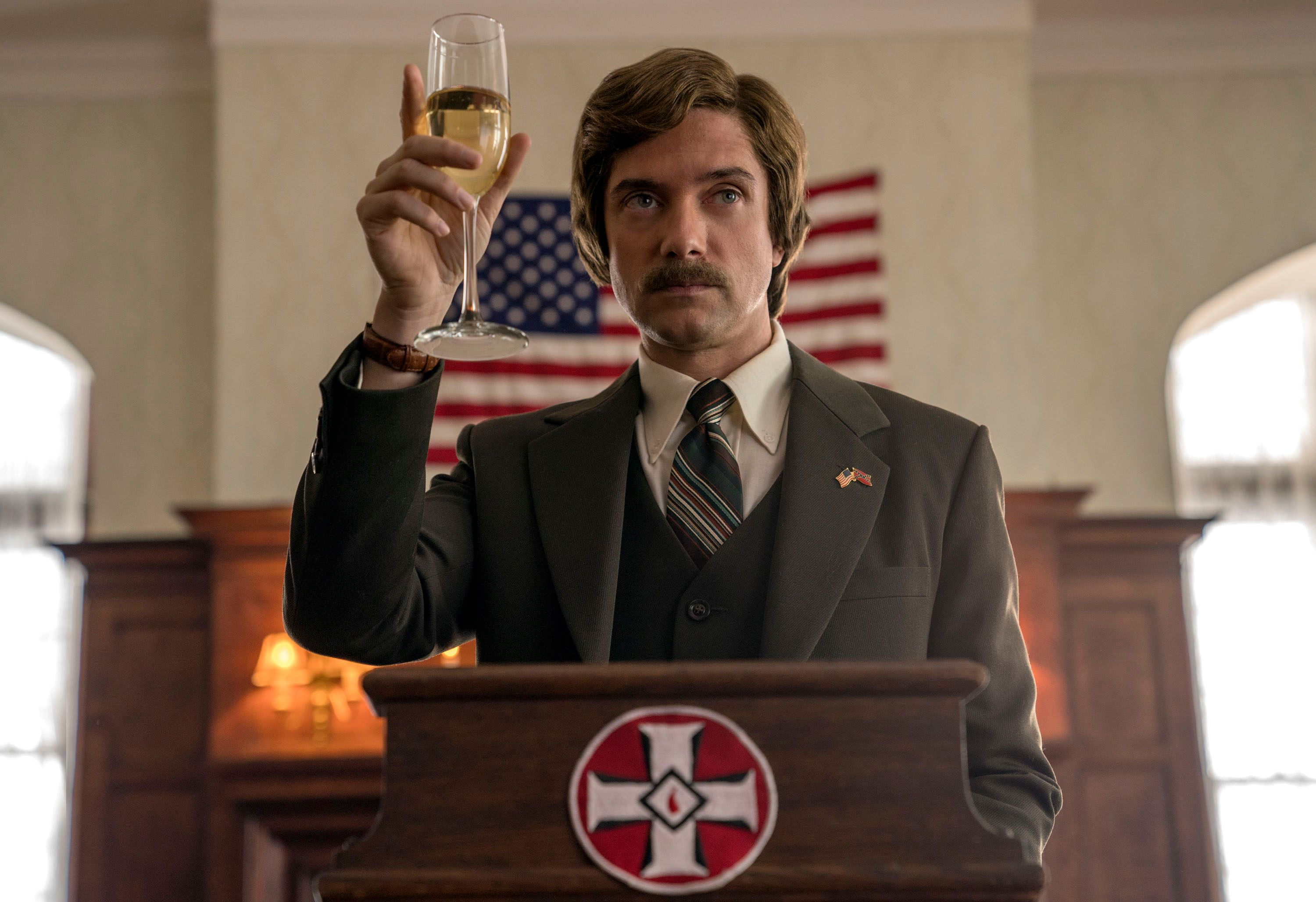 Topher Grace On Blackkklansman Spike Lee And David Duke