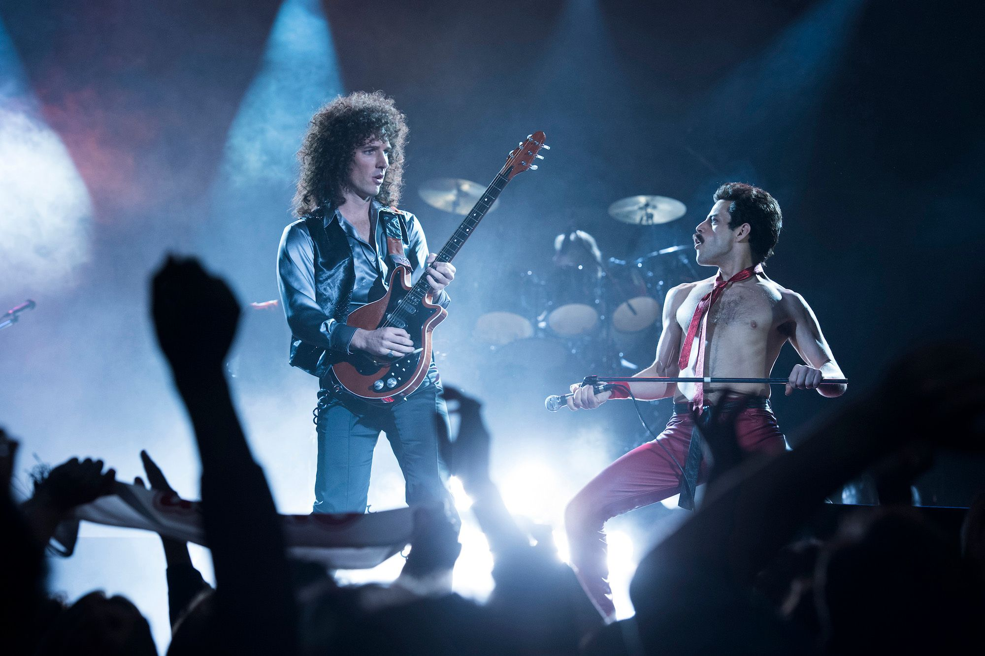 Latest Bohemian Rhapsody Clip Sees Cast Becoming Queen