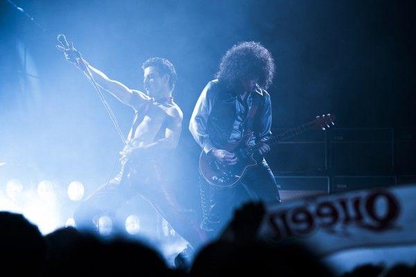 Bohemian Rhapsody Images Show Off Rami Malek As Freddie Mercury