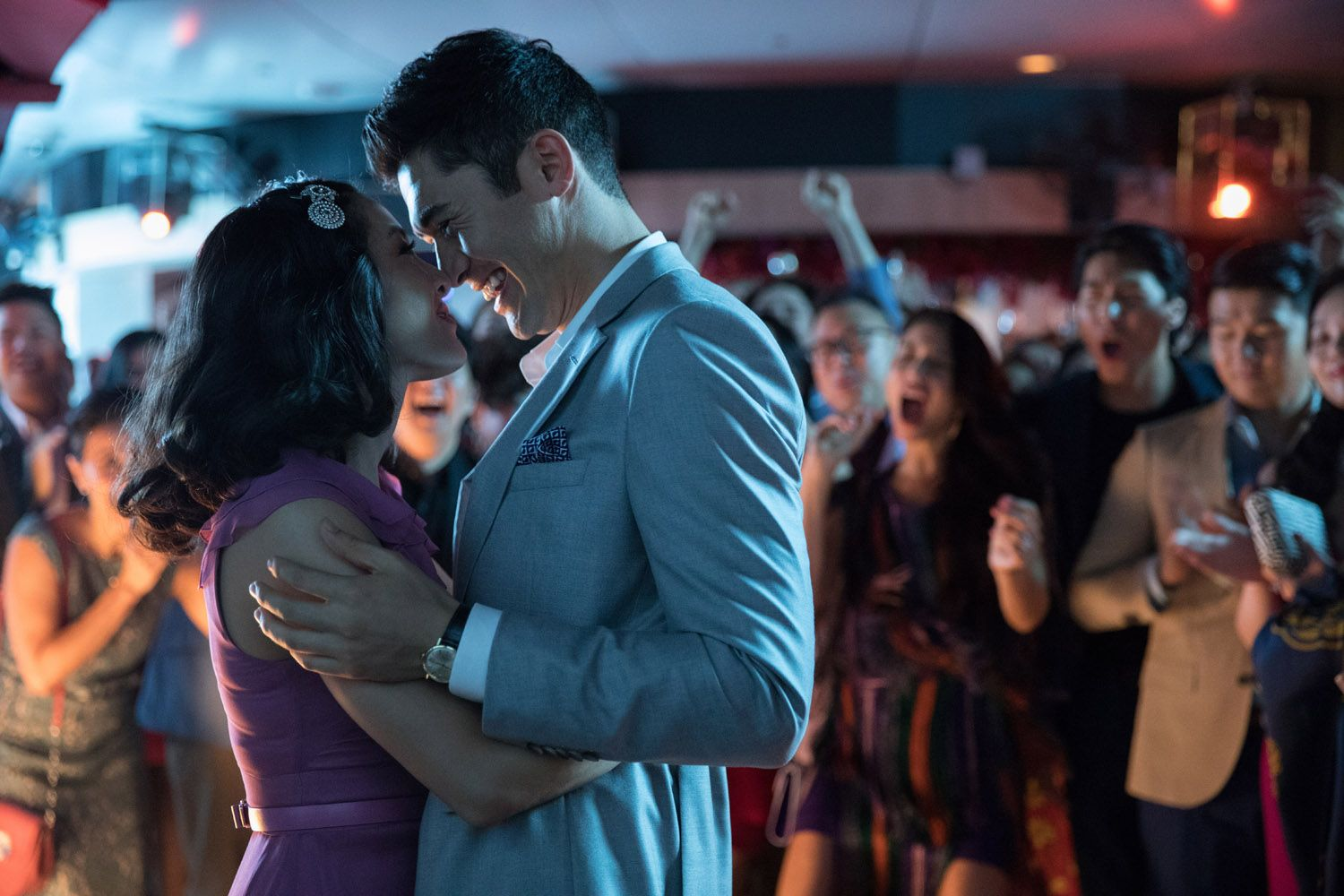 'Crazy Rich Asians' tops holiday weekend box office