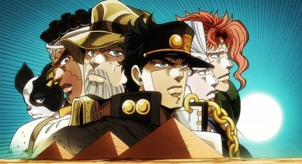 Jojo S Bizarre Adventure Marathon Continues On Twitch From