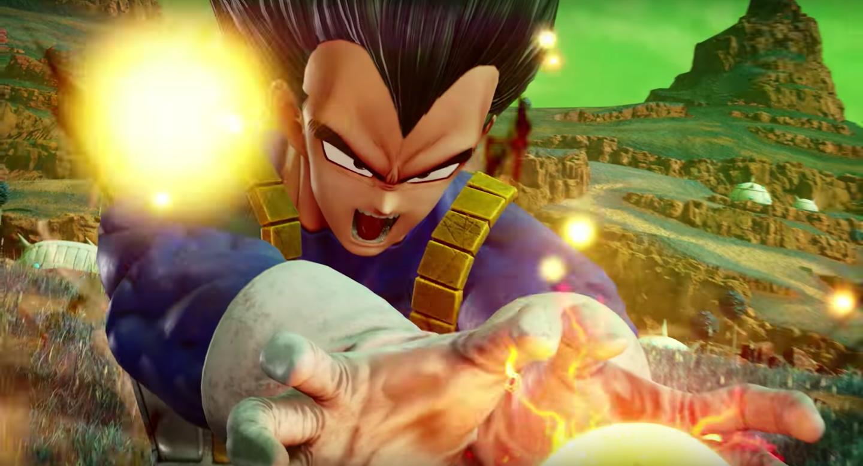 New Jump Force Trailer Adds Characters Gon, Vegeta, Sanji