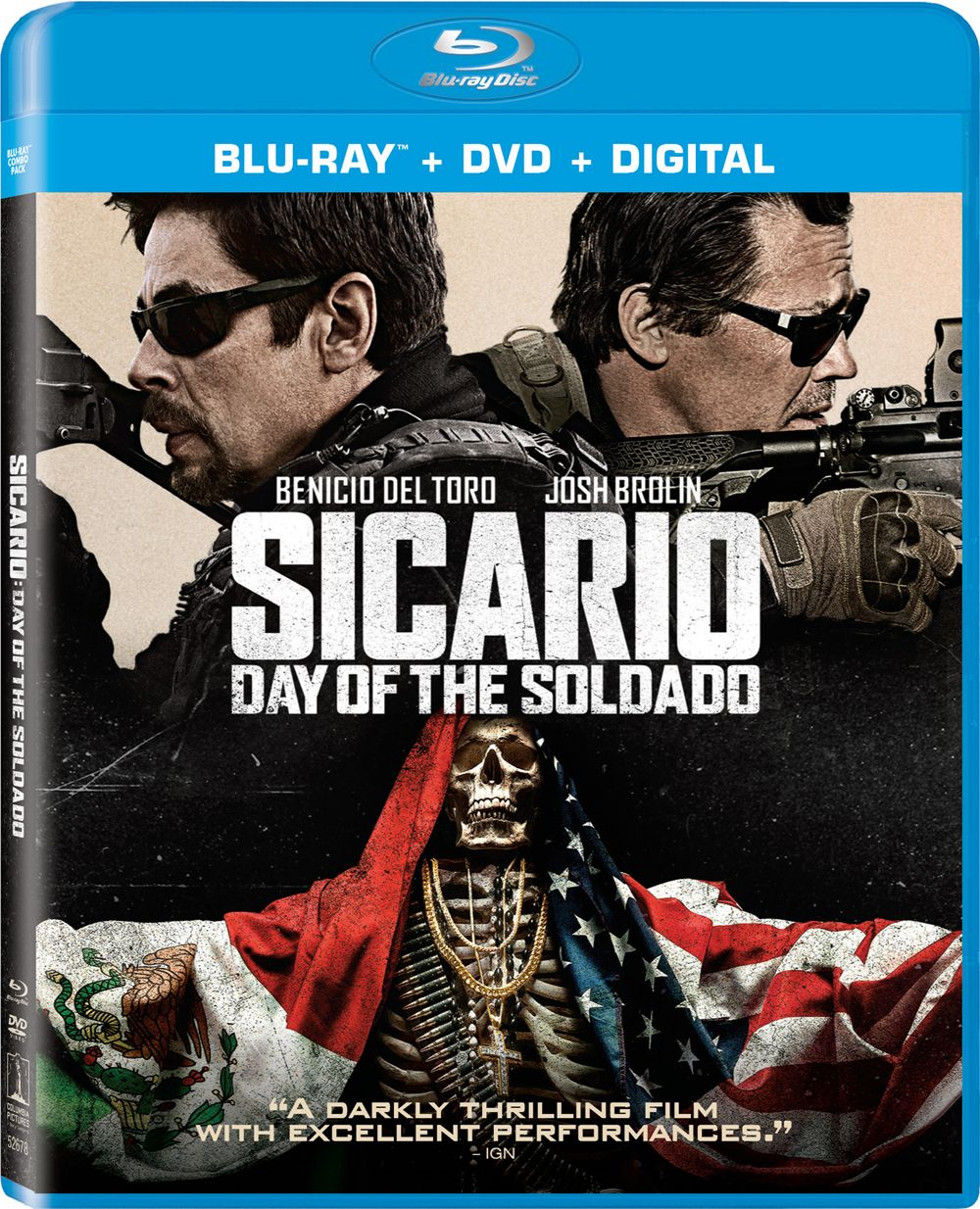Sicario: Day of the Soldado Blu-ray Release Date and Details   Collider