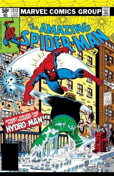 spider-man-hydro-man-comic