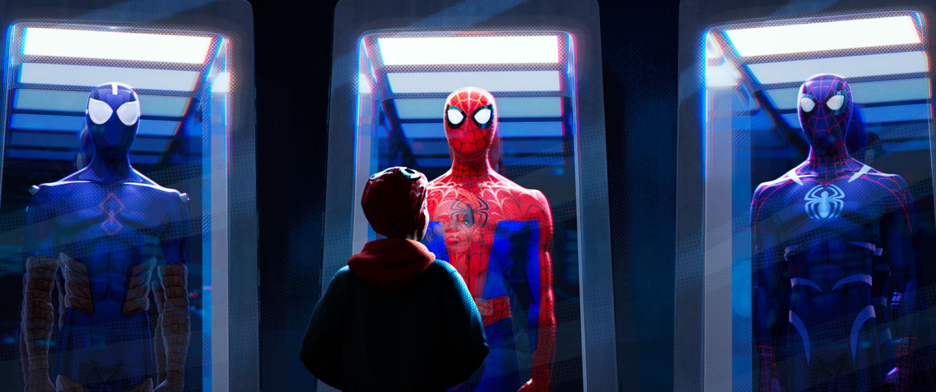 Spider Man Into The Spider Verse Review Spidey Is New Again Collider