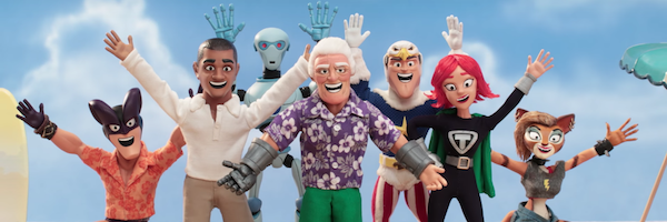 supermansion-summer-vacation-special-review