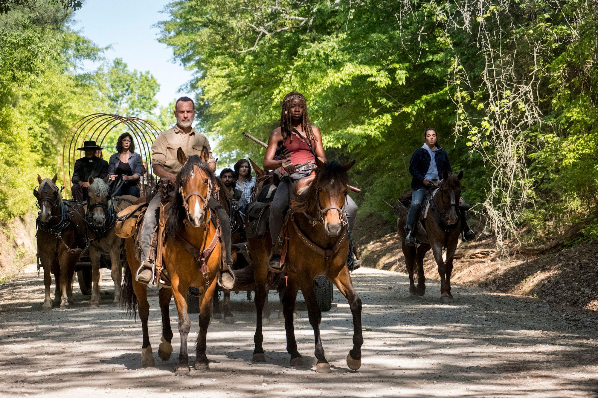 The Walking Dead Season 9 Episode 1 Stream