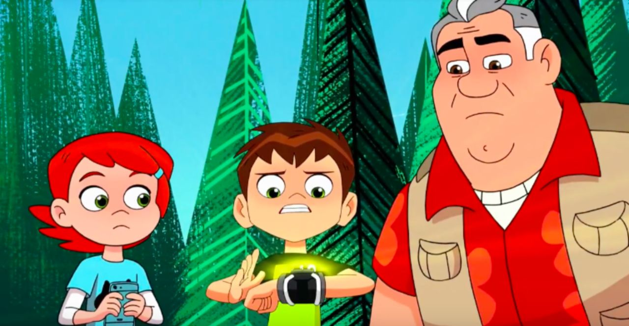 Ben 10 Giveaway: Omni-Tricked DVD and Playmates Toys Can Be Yours
