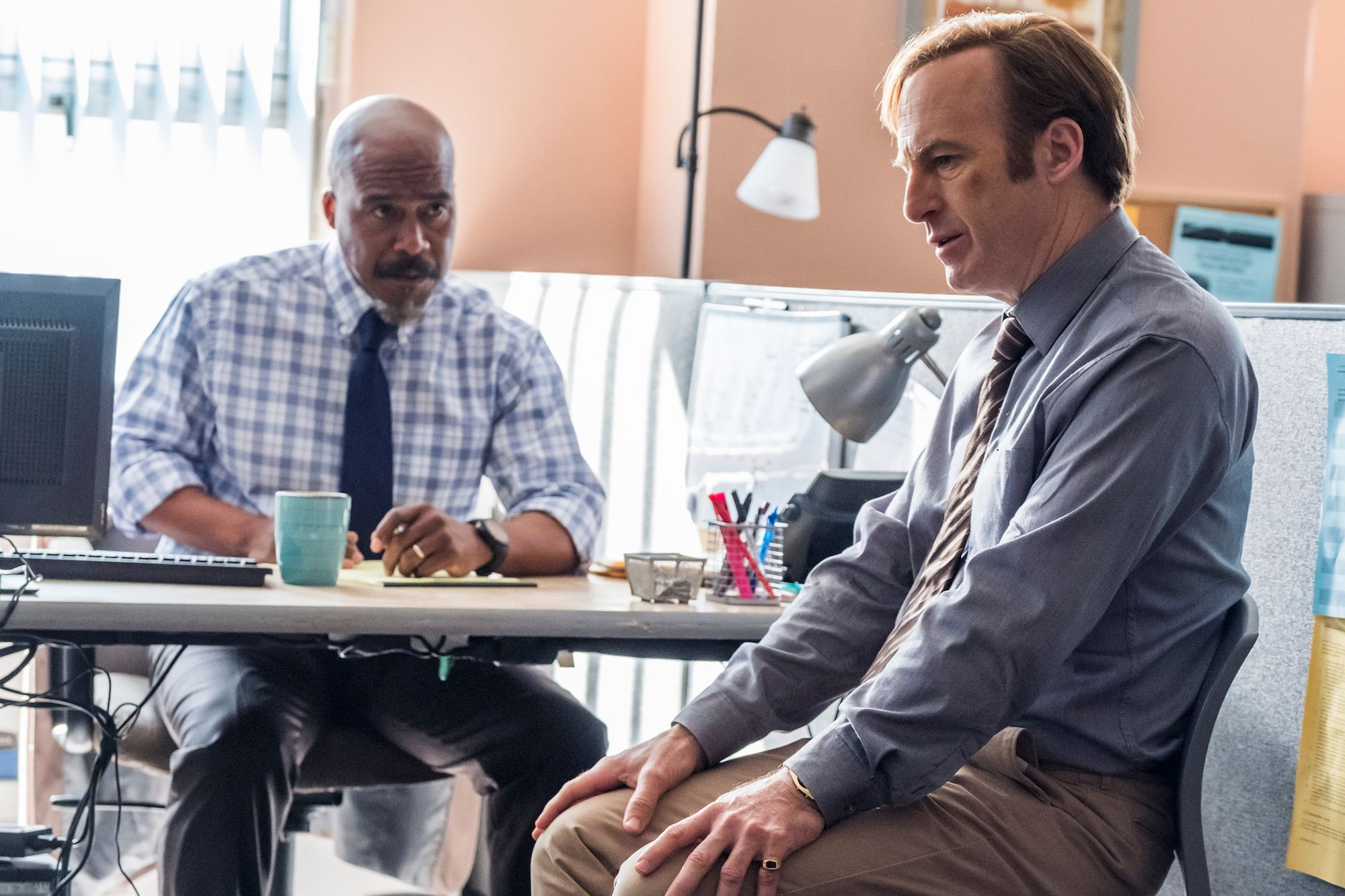 Bob Odenkirk Explains Better Call Saul's Breaking Bad Scene