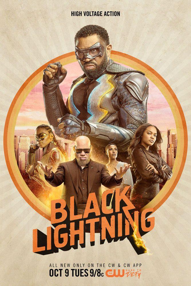 Black Lightning Showrunner Salim Akil on Season 2 and