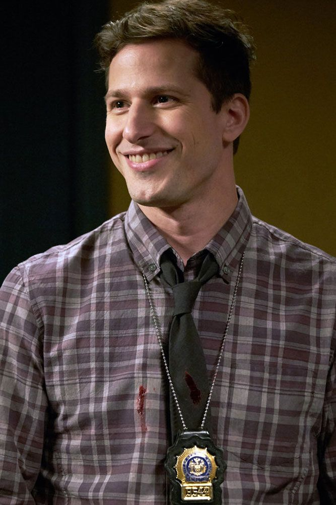 Brooklyn Nine Nine Season 5 Andy Samberg
