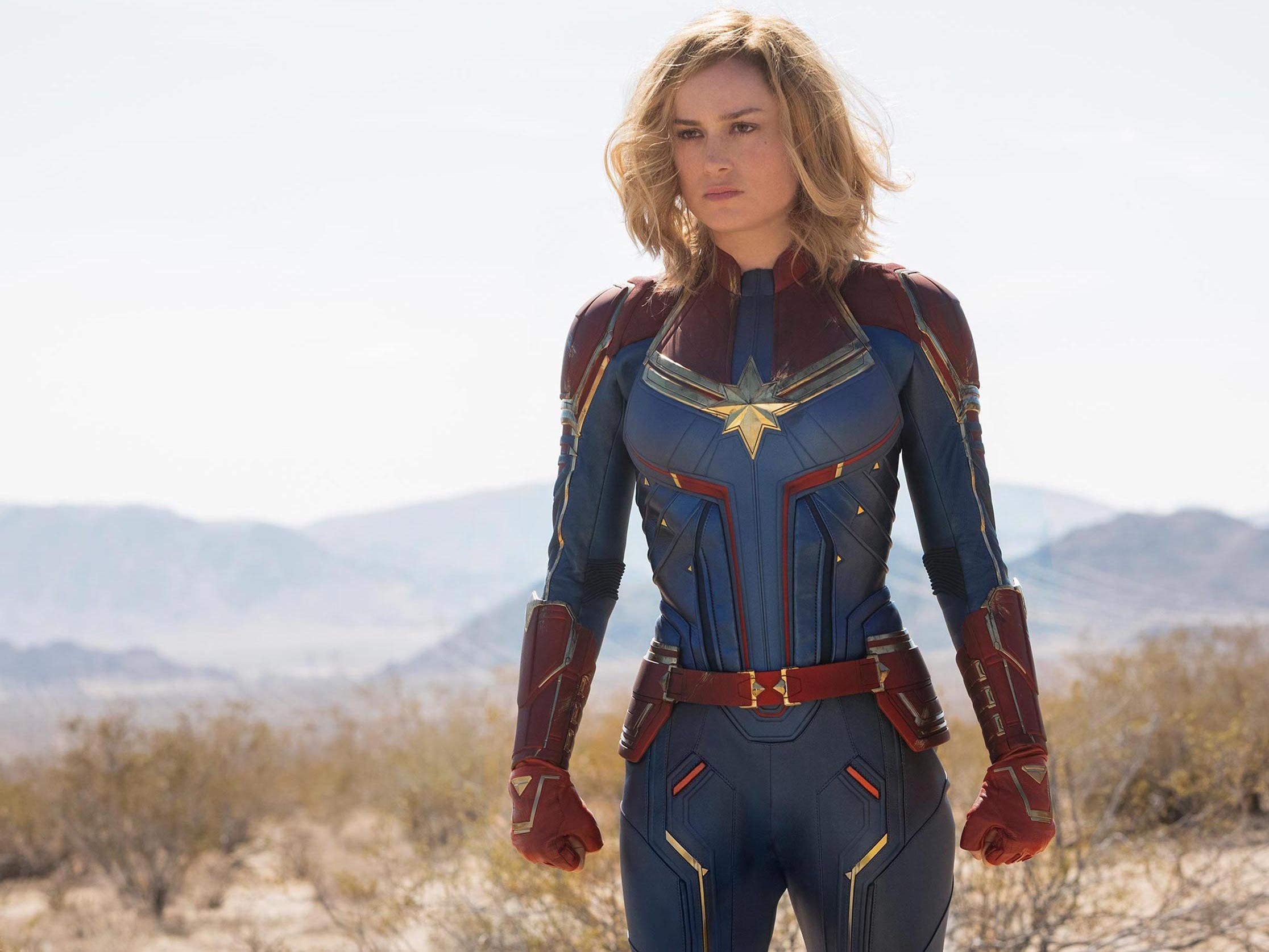 Captain Marvel Images Reveal Skrulls, Talos, and Young ...