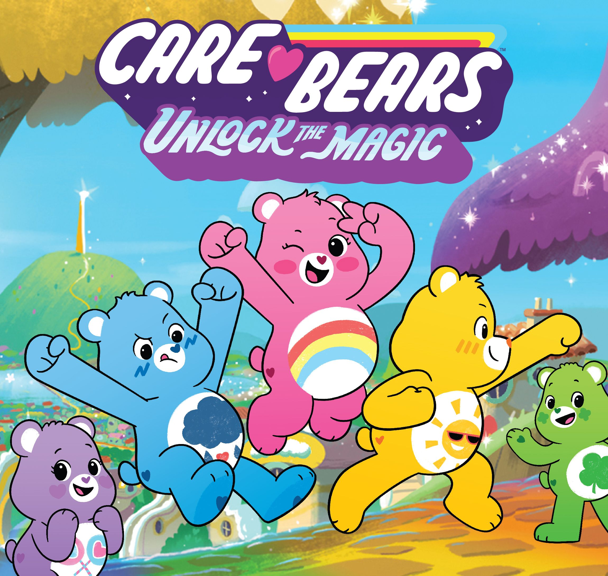 New 'Care Bears' Series To Premiere On Boomerang
