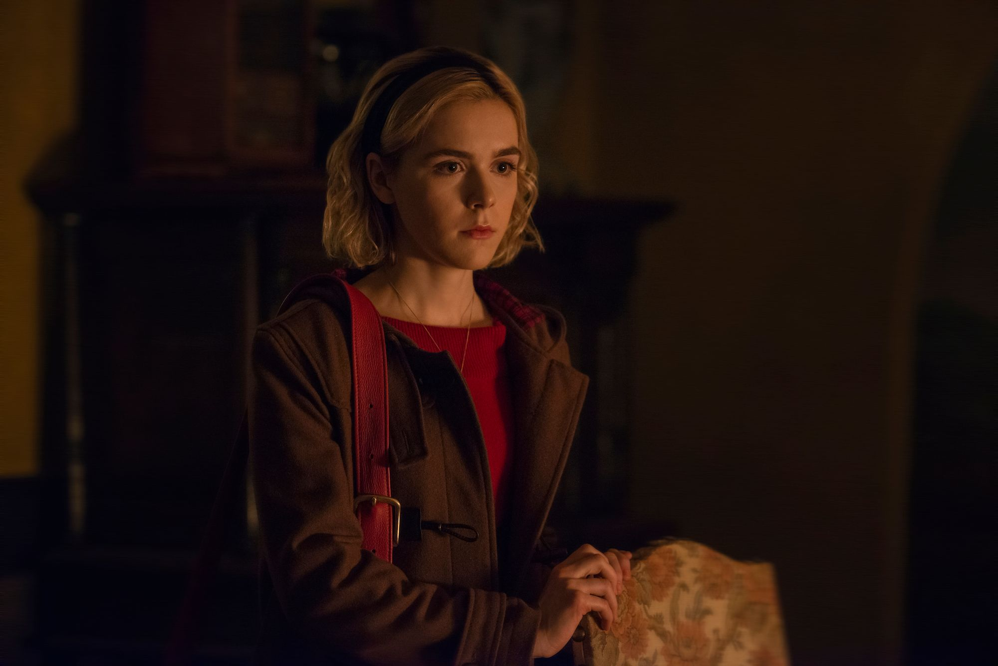 Chilling Adventures Of Sabrina New Images Reveal The Cast