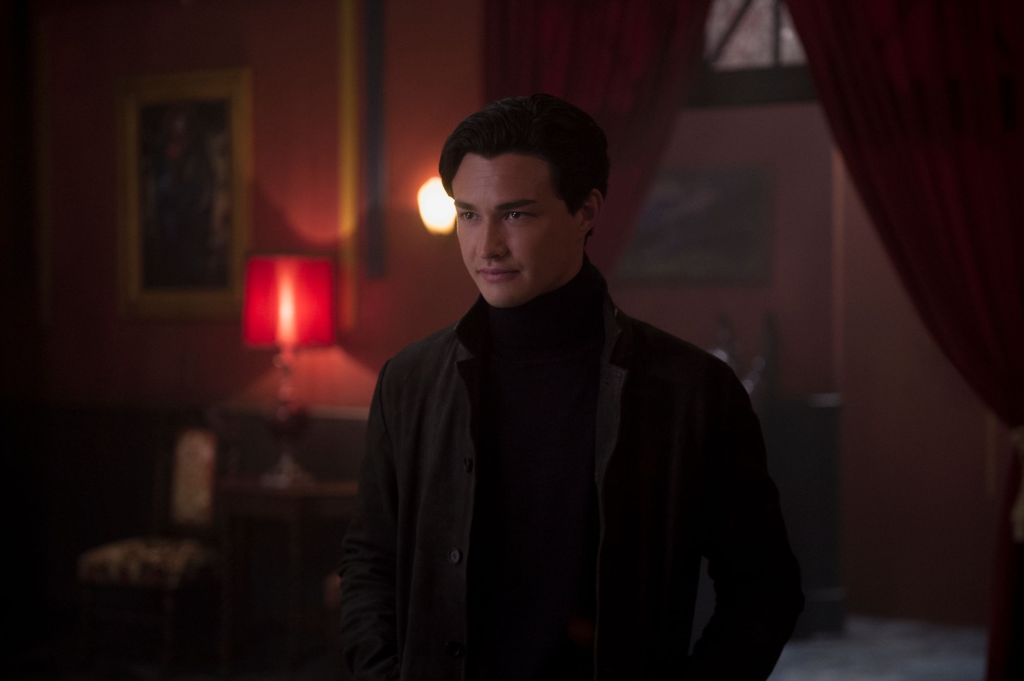 Chilling Adventures Of Sabrina New Images Reveal The Cast Collider
