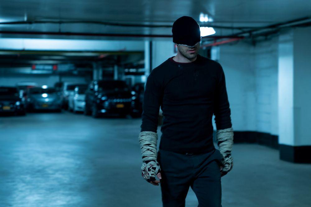 Charlie Cox on Daredevil Season 3 and His Black Costume ...