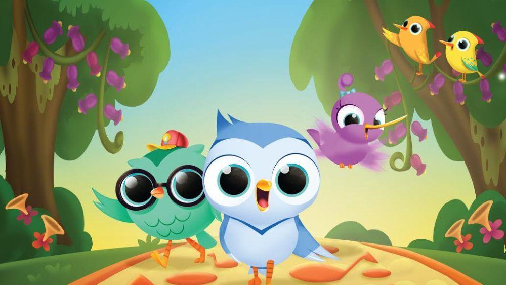 7c32d33956324 Kristen Bell Sings Like a Bird in Do, Re & Mi Preschool Series for ...