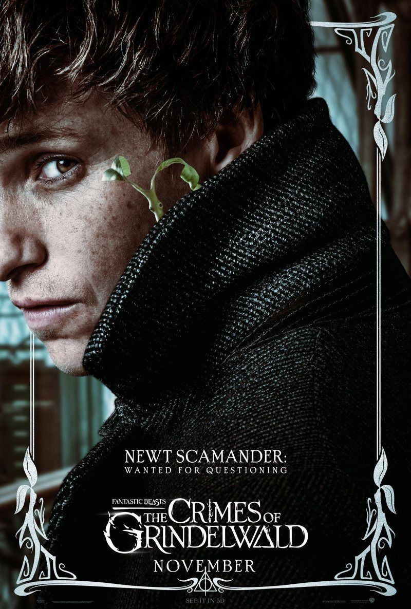 Fantastic Beasts 2 Unleashes 9 New Character Posters | Collider
