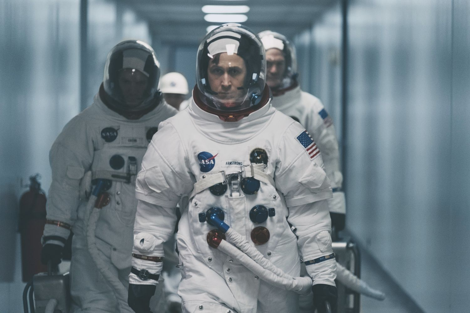 Movie Review Talk: 'First Man', 'Beautiful Boy', and 'Bad Times at the El Royale'