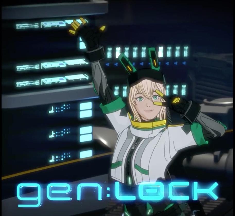 First gen:LOCK Clip Reveals Rooster Teeth's Voice Cast