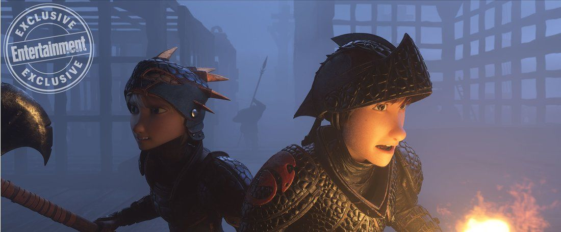will there be how to train your dragon 3