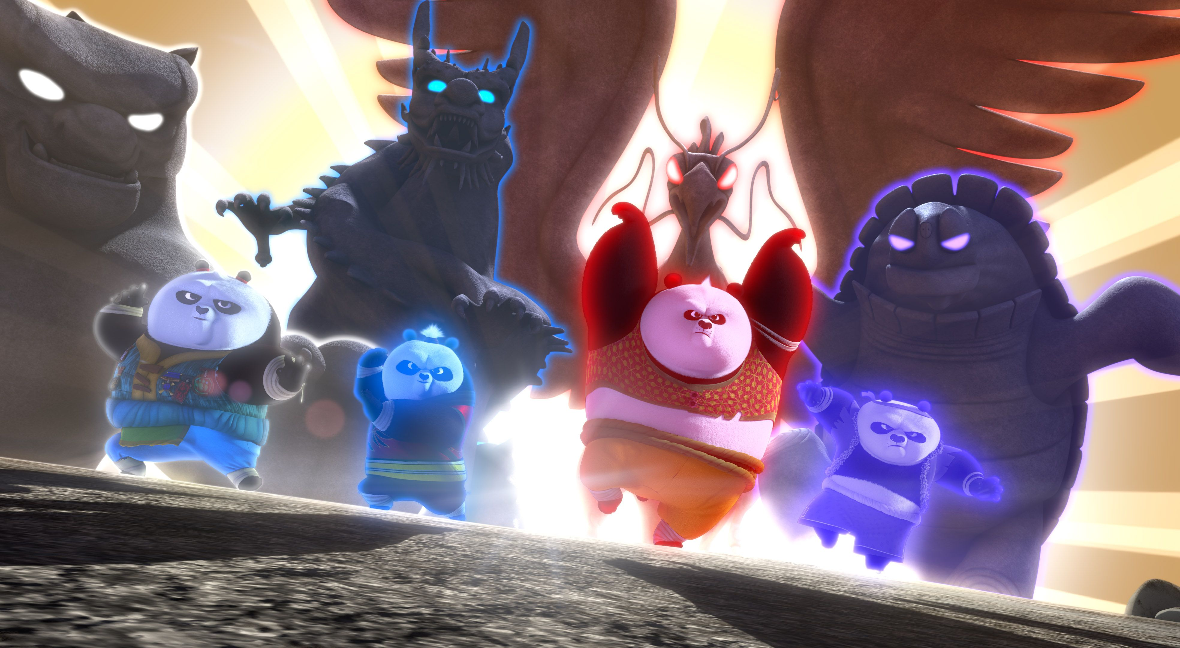 Kung Fu Panda The Paws Of Destiny Review Po Moves To Amazon Collider
