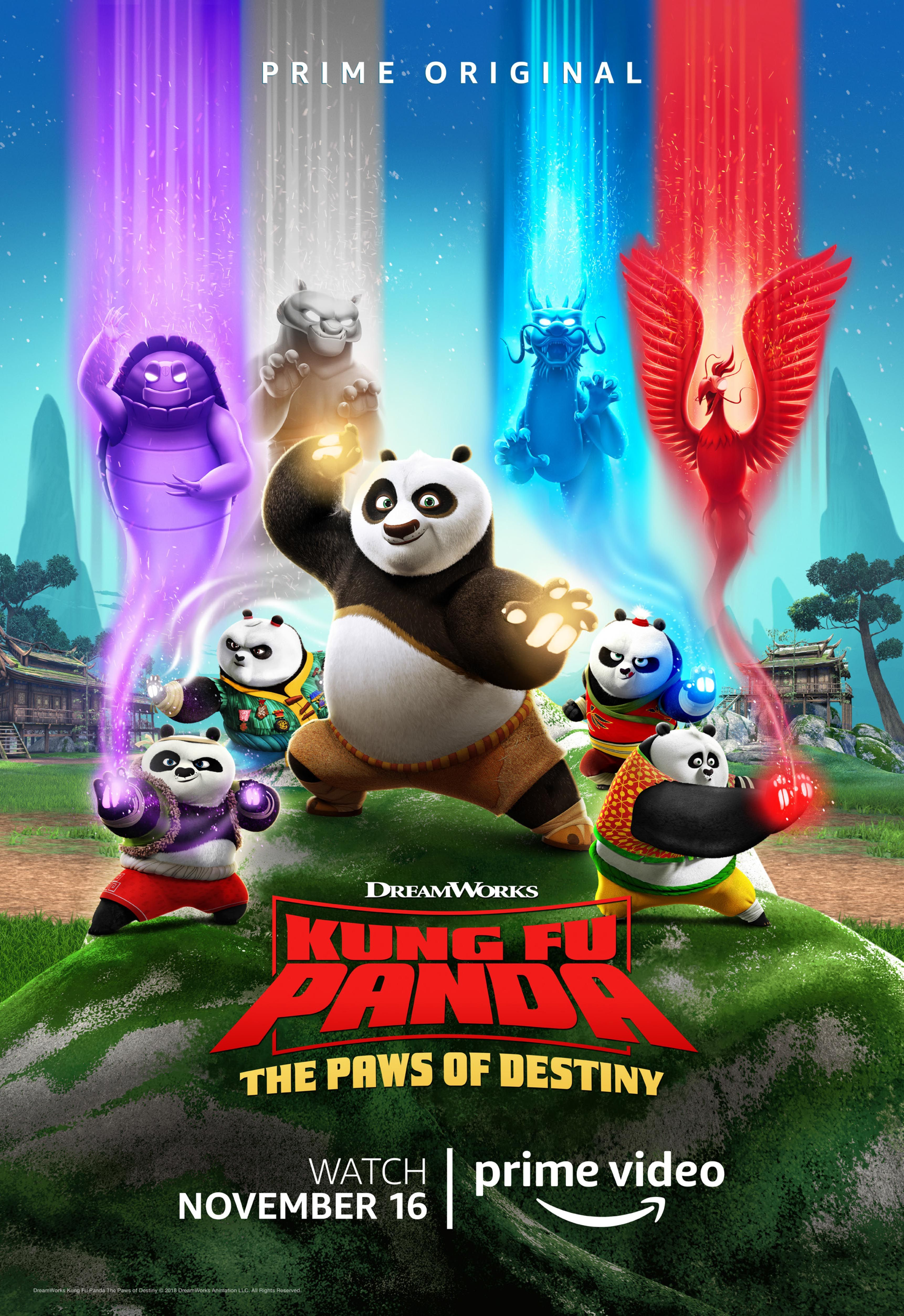 Kung Fu Panda The Paws Of Destiny Review Po Moves To Amazon