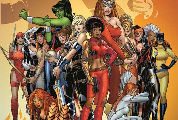 Marvel Developing TV Series About Female Superheroes at ABC