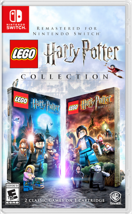 Lego Harry Potter Collection Arrives On Xbox One Nintendo Switch