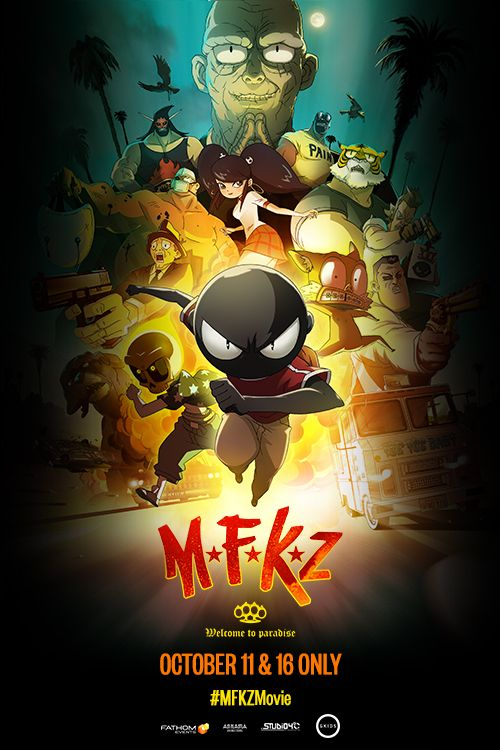 Image result for mfkz poster