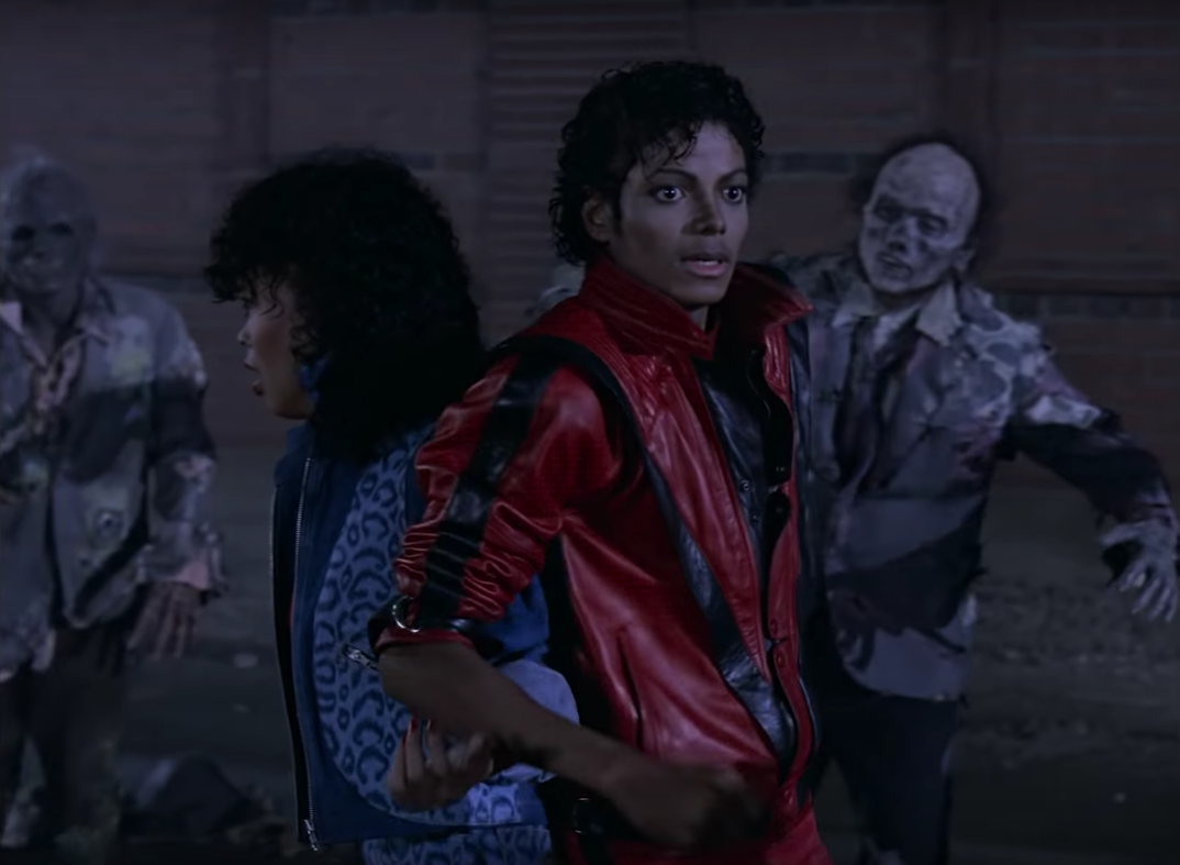 Michael Jackson's Thriller 3D Gets an IMAX Trailer Ahead of Its Release |  Collider