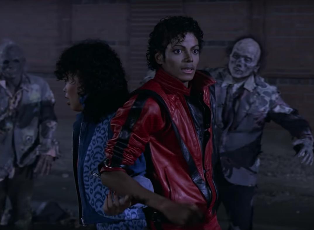 Michael Jackson's Thriller 3D Gets an IMAX Trailer Ahead