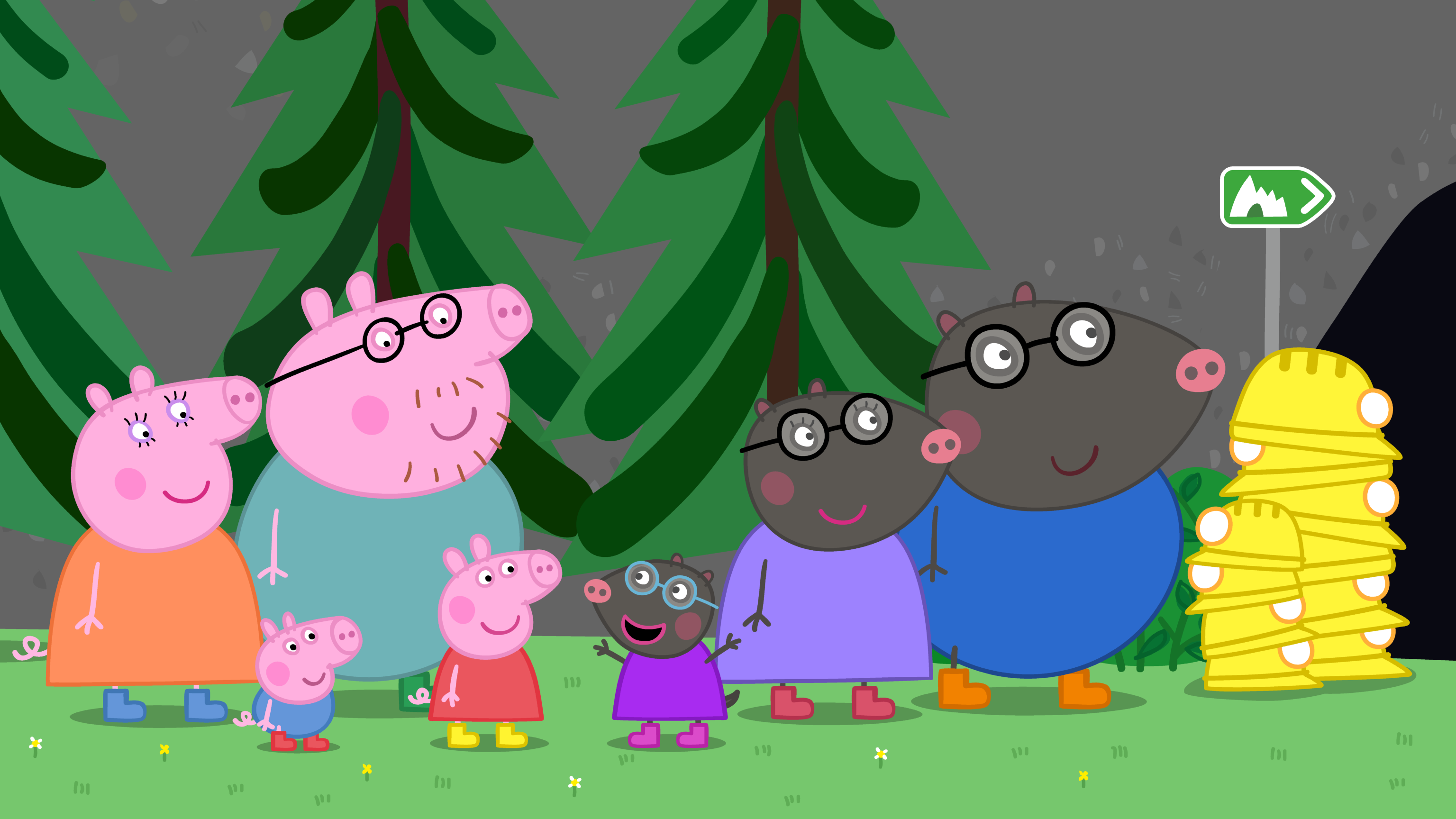Nickelodeon's New Episodes Include Peppa Pig, Becca's Bunch