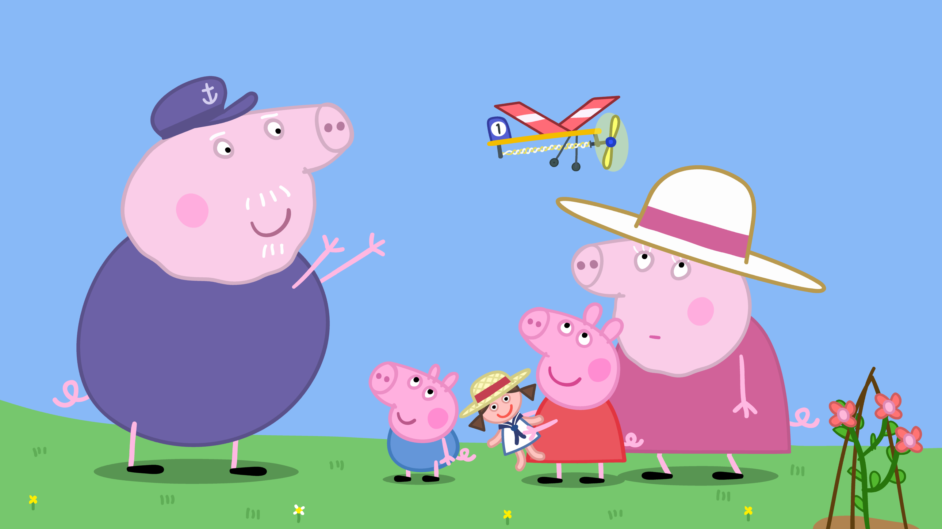 Nickelodeon S New Episodes Include Peppa Pig Becca S Bunch Collider