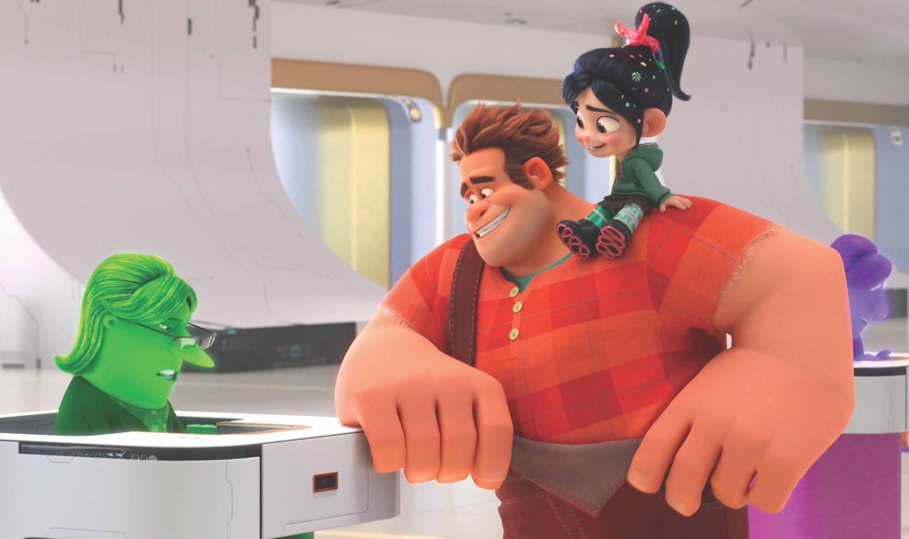 Ralph Breaks The Internet Movie Details Revealed Ahead Of