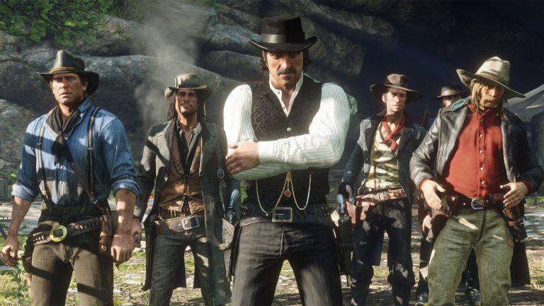 Guide: Red Dead Redemption 2 - How Do You Play in First-Person?