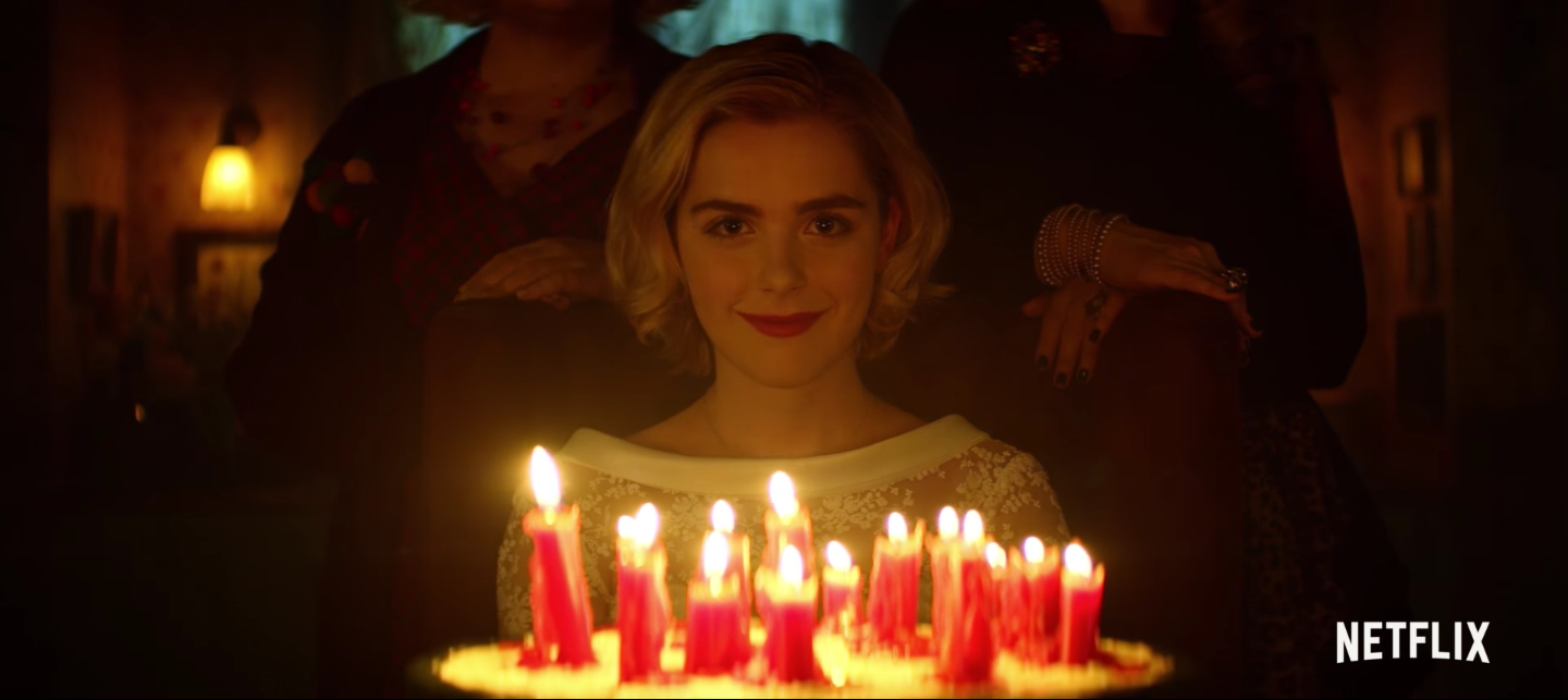 Chilling Adventures Of Sabrina Ep On Representation And