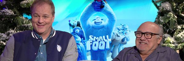smallfoot-danny-devito-karey-kirkpatrick-interview-slice