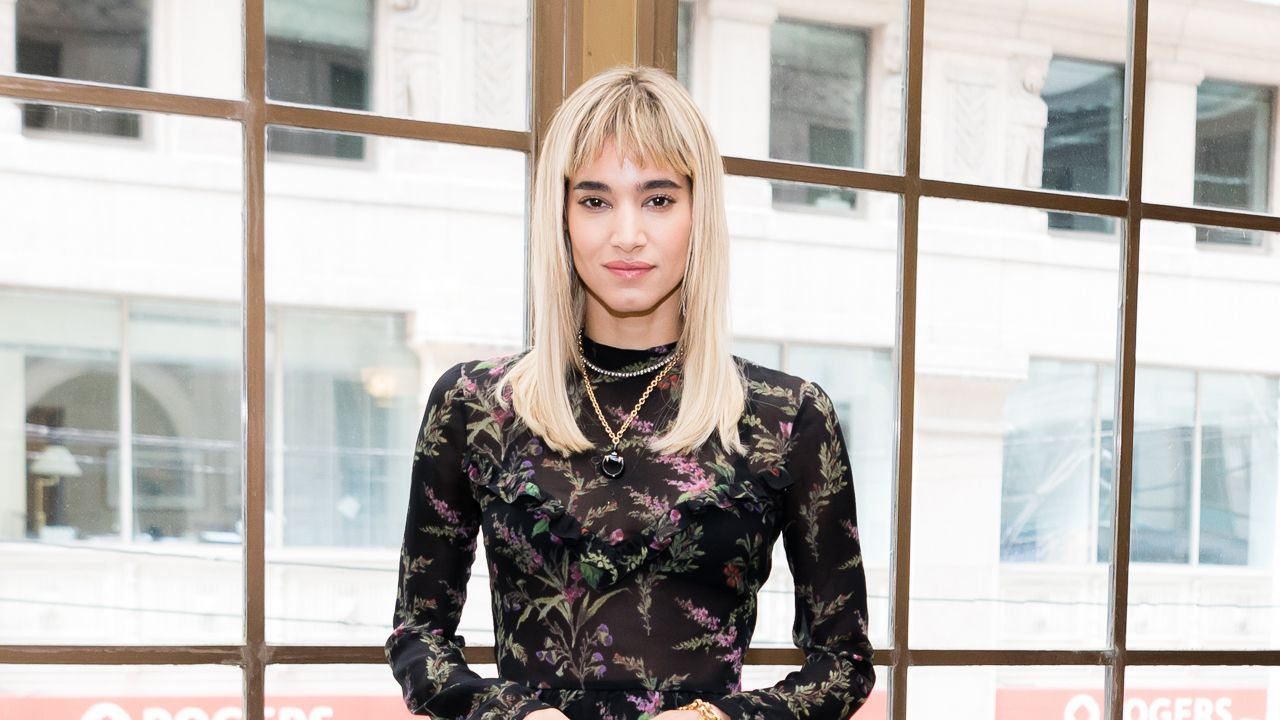 Sofia Boutella On Playing A Character Spiked With Lsd In