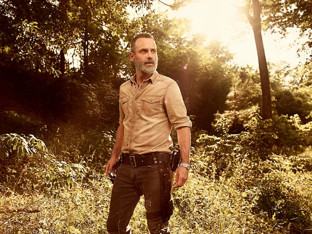 The Walking Dead Andrew Lincoln: New Walking Dead Season 9 Trailer Teases Rick Grimes' Exit