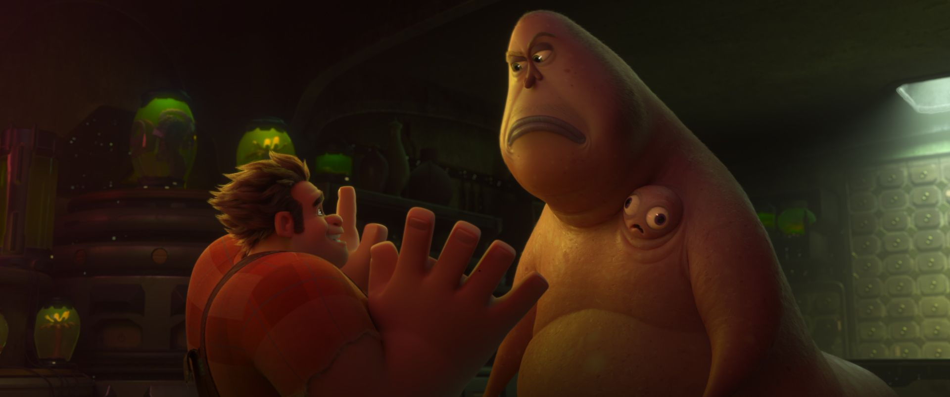 New 'Ralph Breaks the Internet' Trailer Gets Weird on the Internet