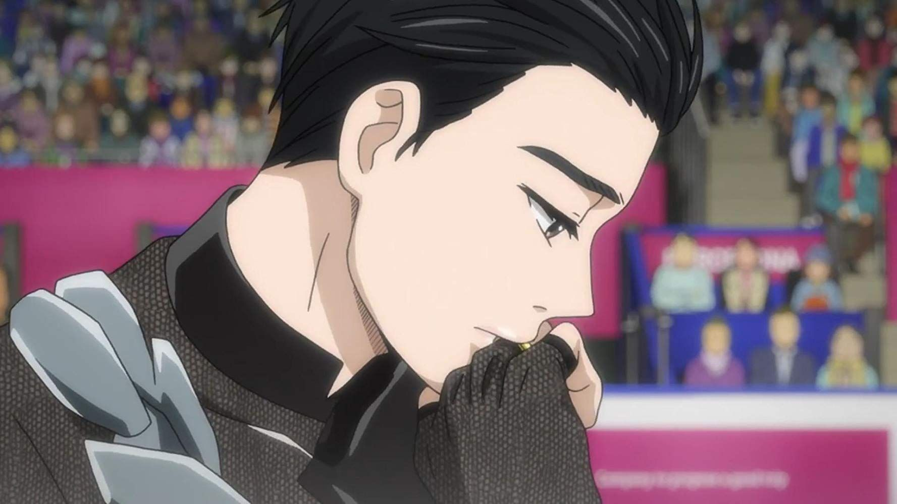 Yuri on Ice Tickets Available for Crunchyroll\'s Fathom Events ...