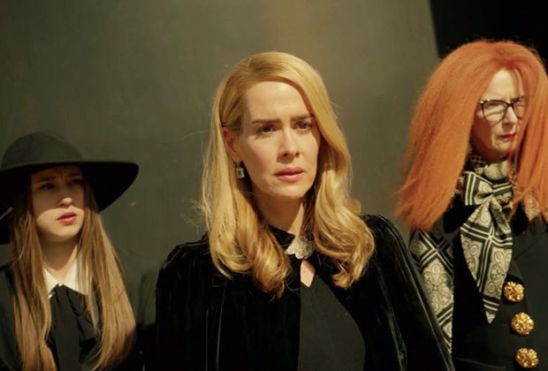 American Horror Story Apocalypse Hotel Crossover Explained