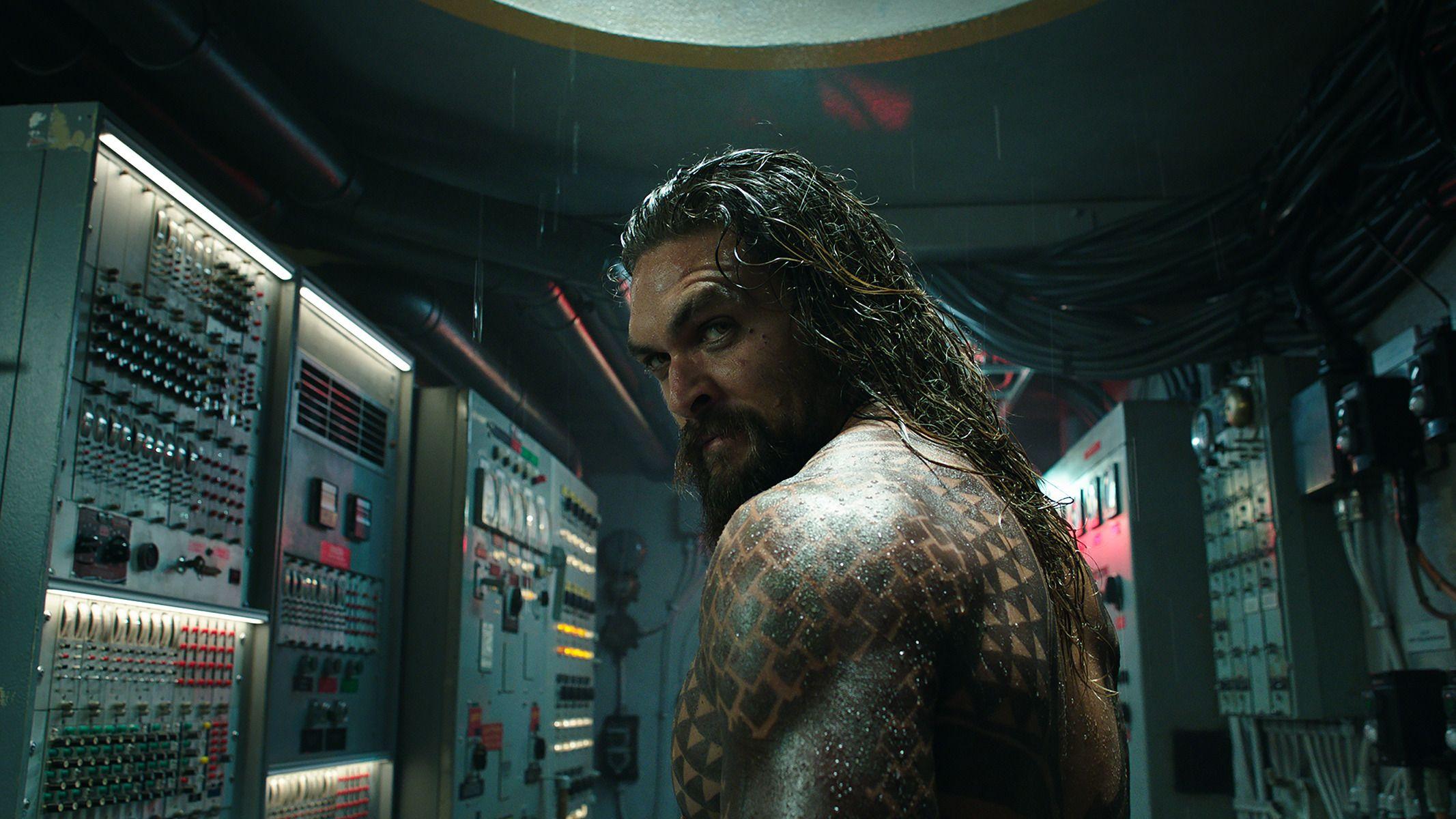 Aquaman Amazon