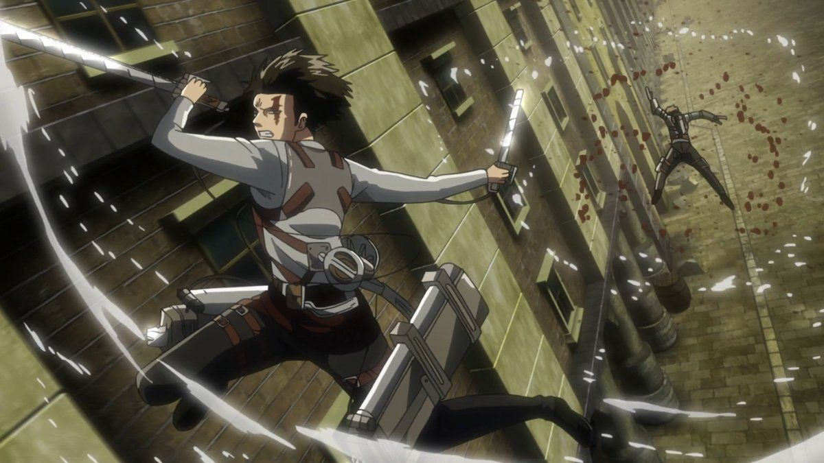Attack on Titan Season 3 Review: Bleak Gets Bleaker | Collider