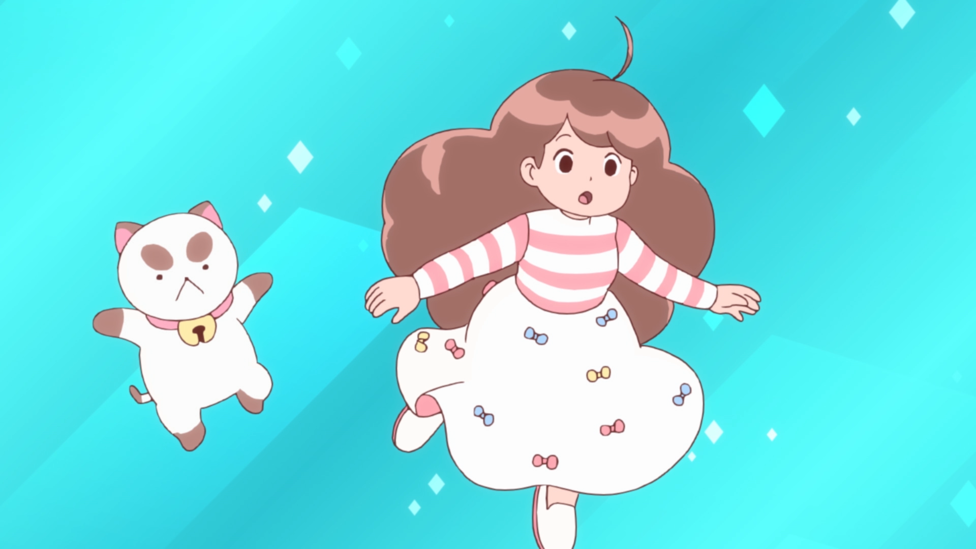Bee and PuppyCat: Lazy in Space Trailer Teases Natasha ...